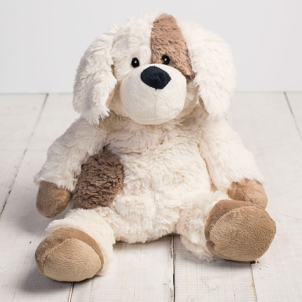 Cosy Plush Microwavable Soft Toy  Puppy