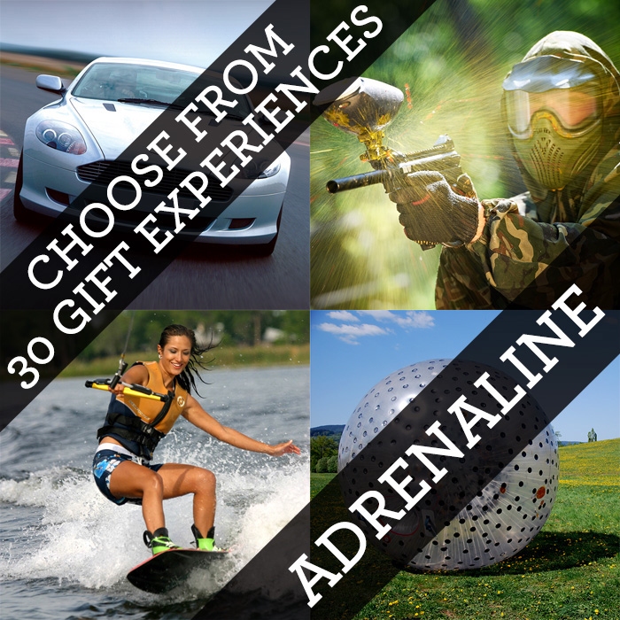 Ultimate Choice For Adrenaline - Experience Day Choice Pack