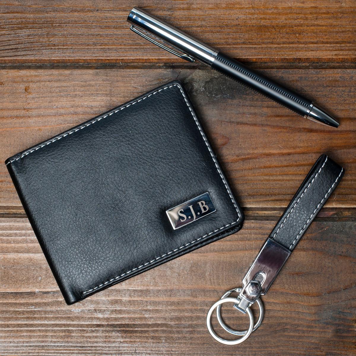 Personalised Wallet Set