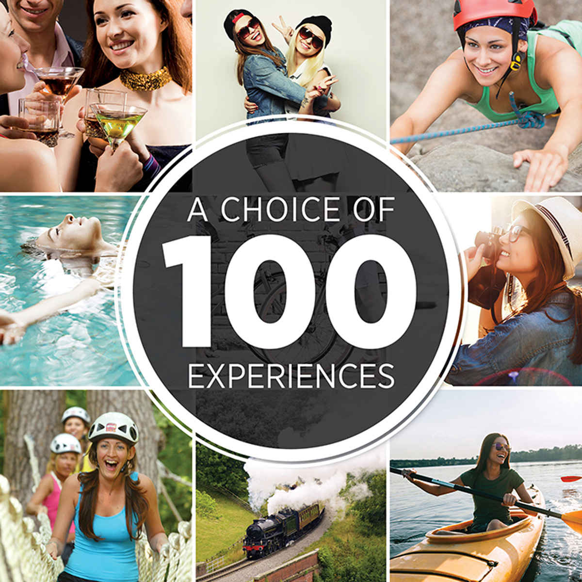 Ultimate Choice for Her - Experience Day Choice Pack