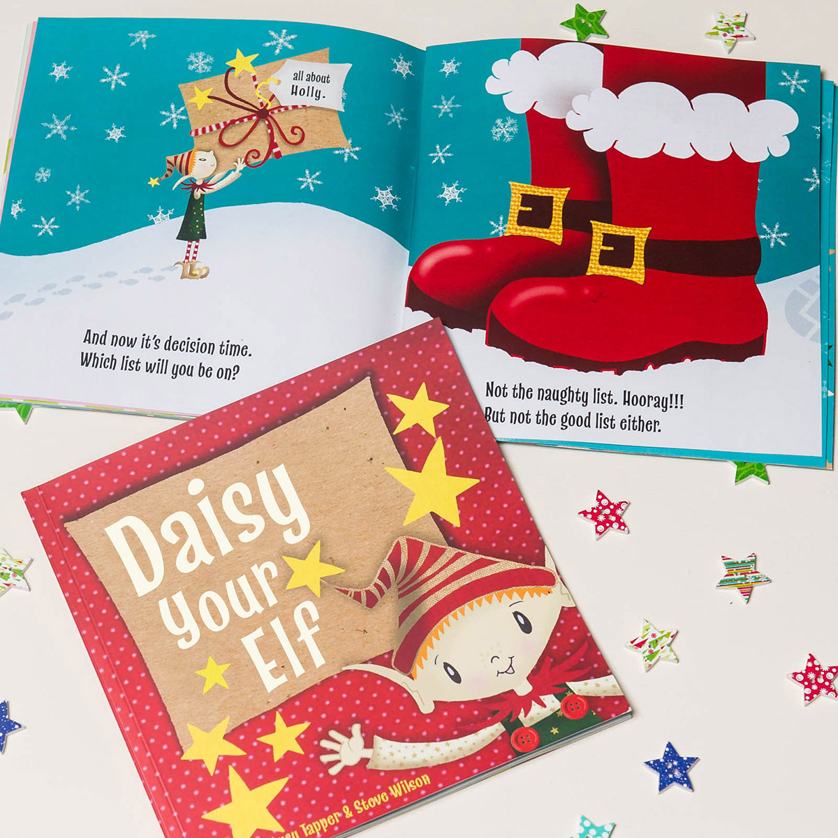 Personalised Your Elf Book