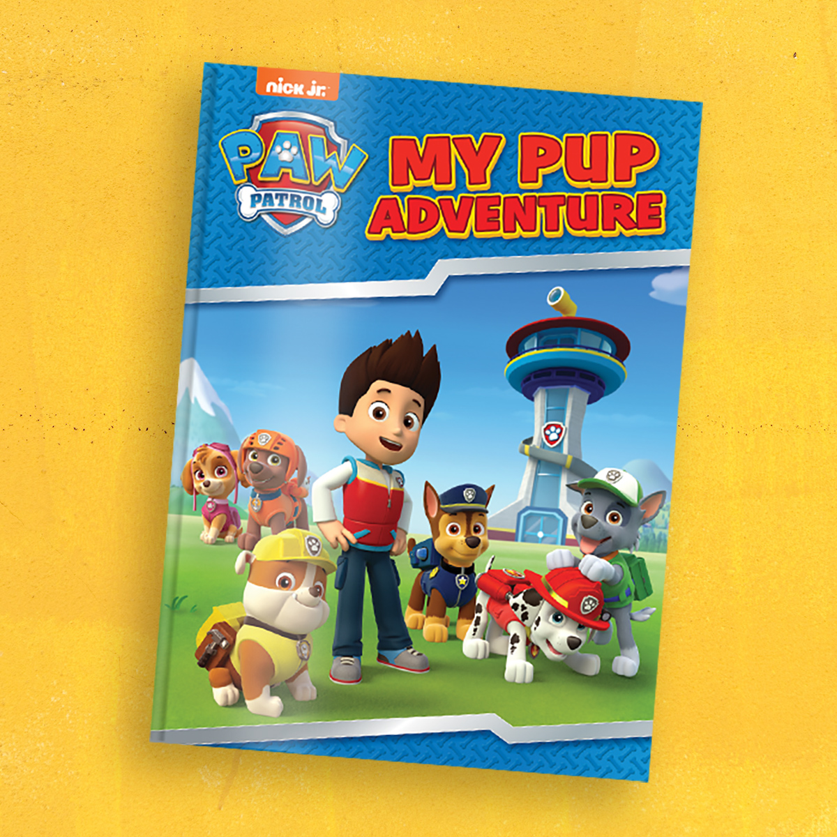 Personalised Adventure Book  Paw Patrol