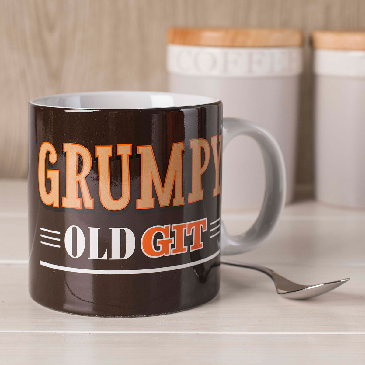 Image of Grumpy Old Git Mug