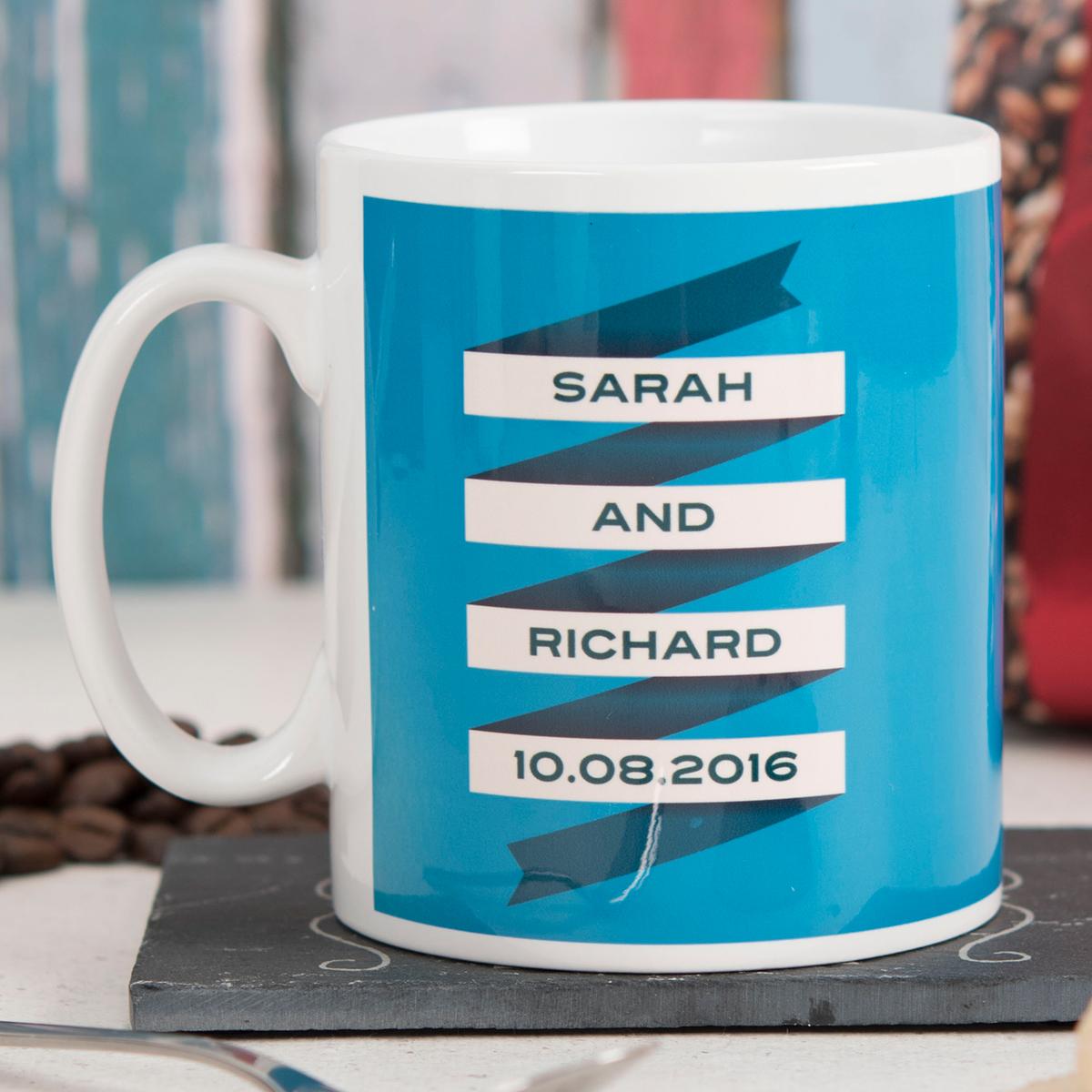 Personalised Mug - Couple