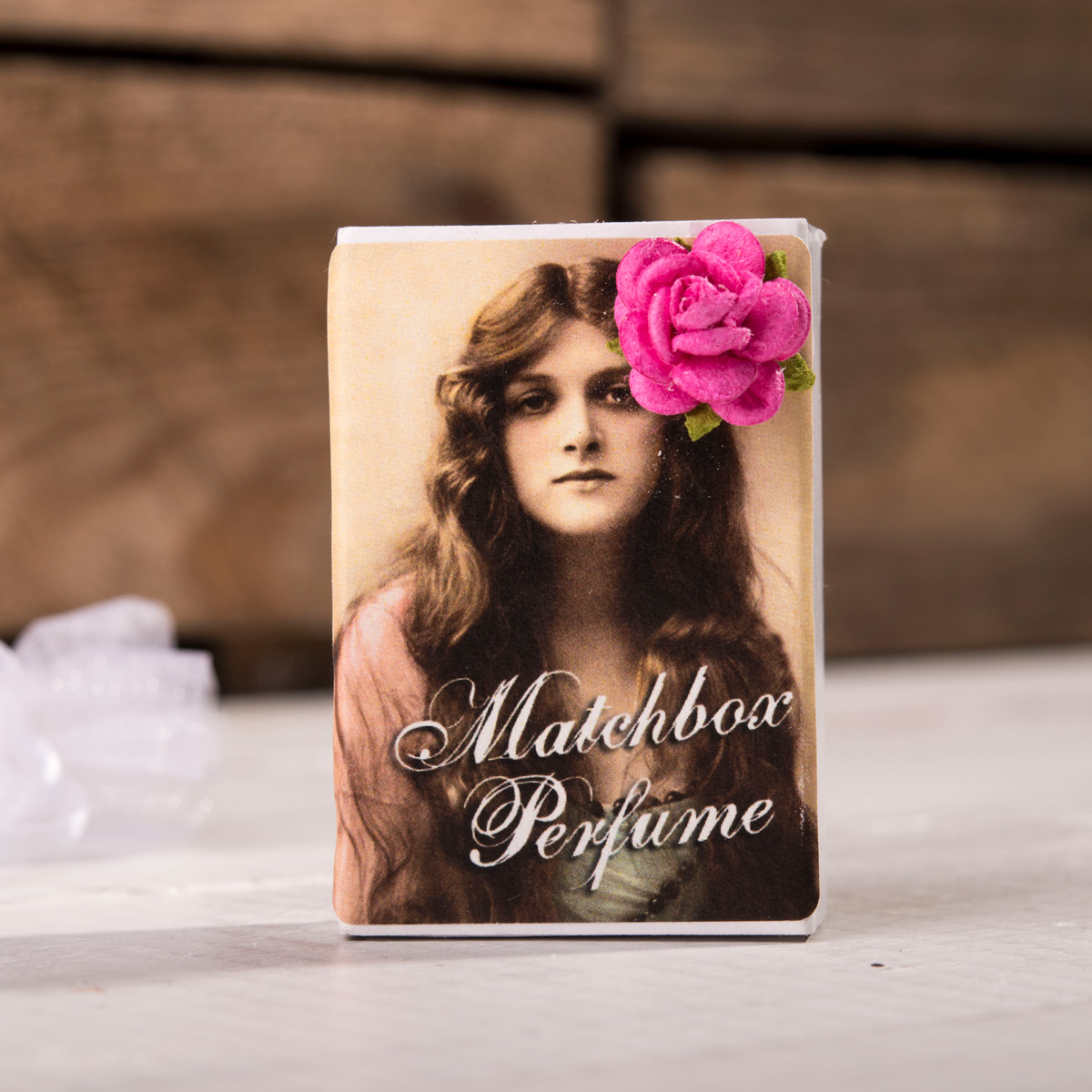 Pretty Little Wedding Favours - Matchbox Solid Perfume