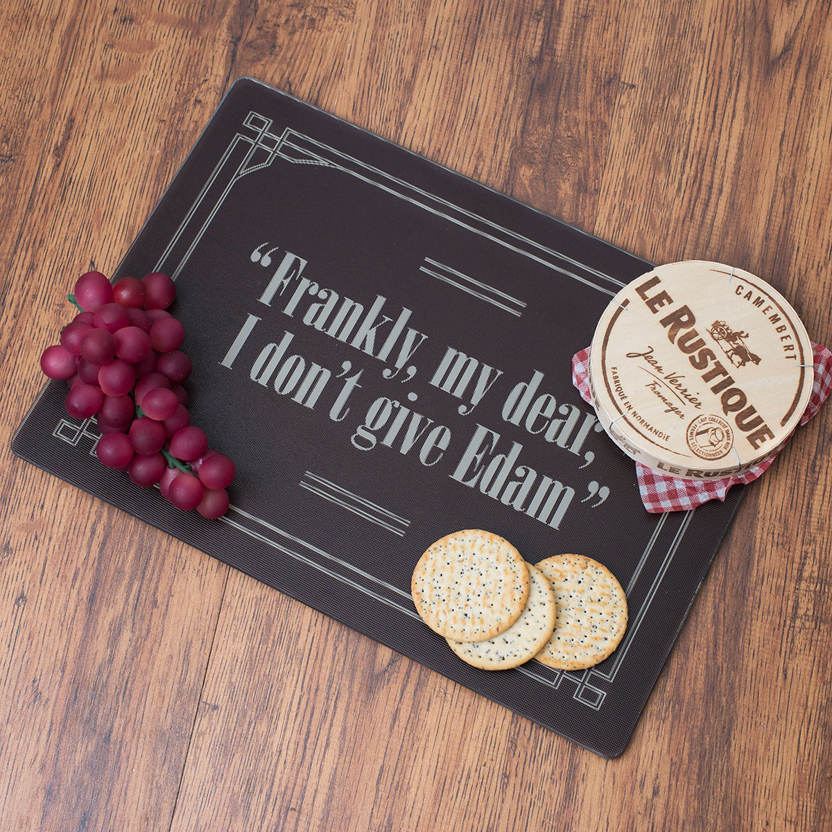 Frankly my dear, I don't give Edam Cheeseboard