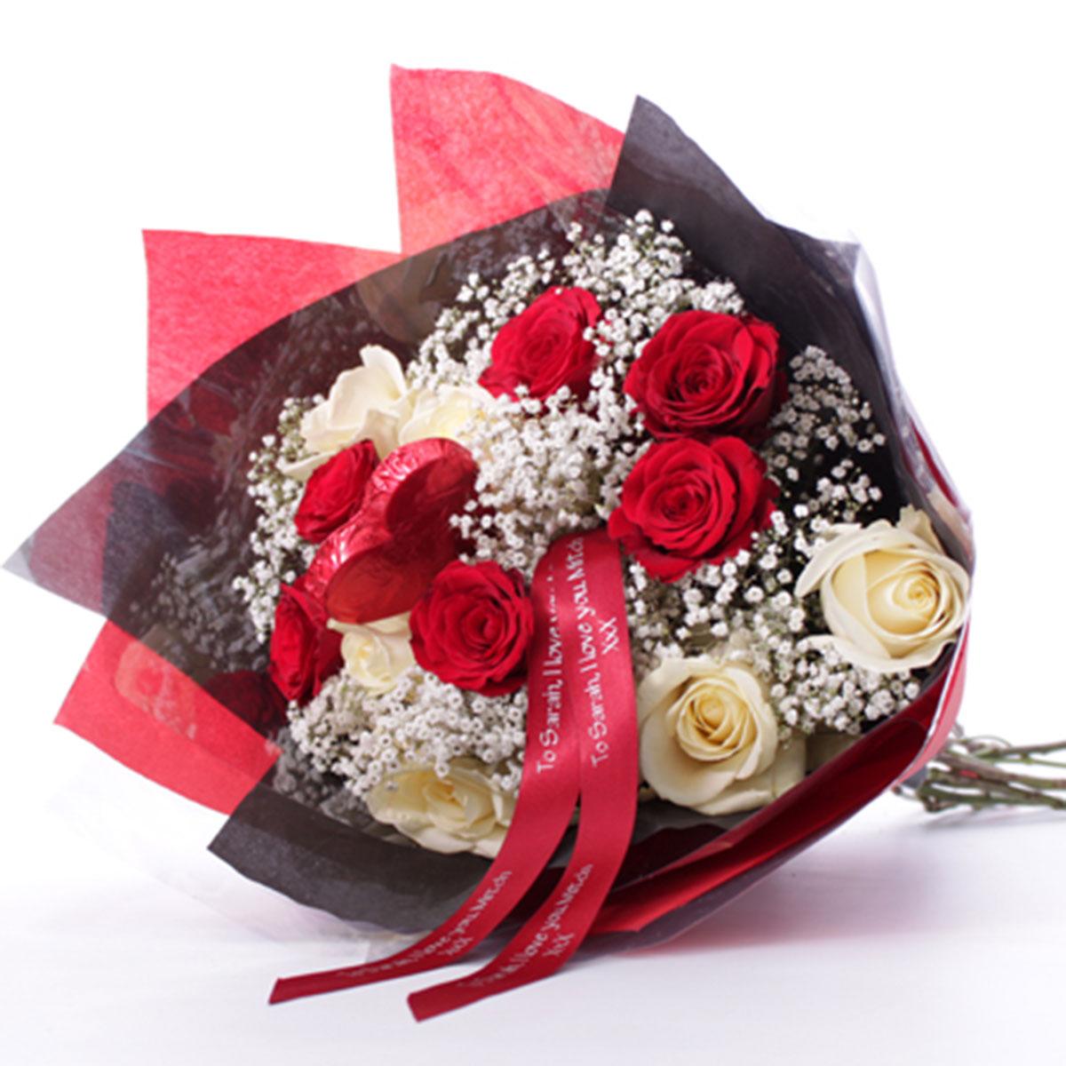 Everlasting Love Flower Bouquet