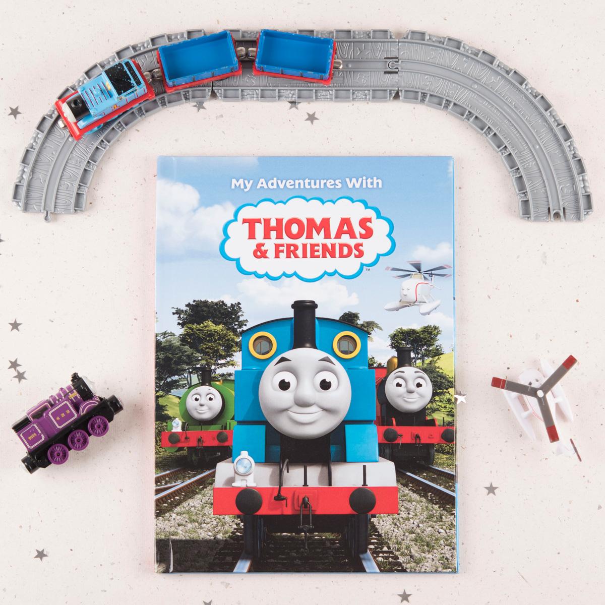 Personalised Adventure Book  Thomas & Friends