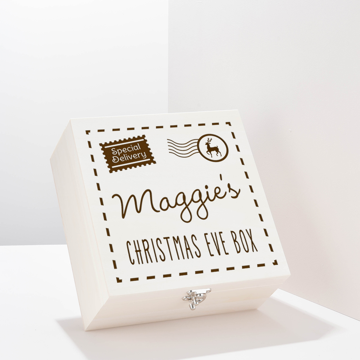 Personalised Storage Box - Christmas Eve Box