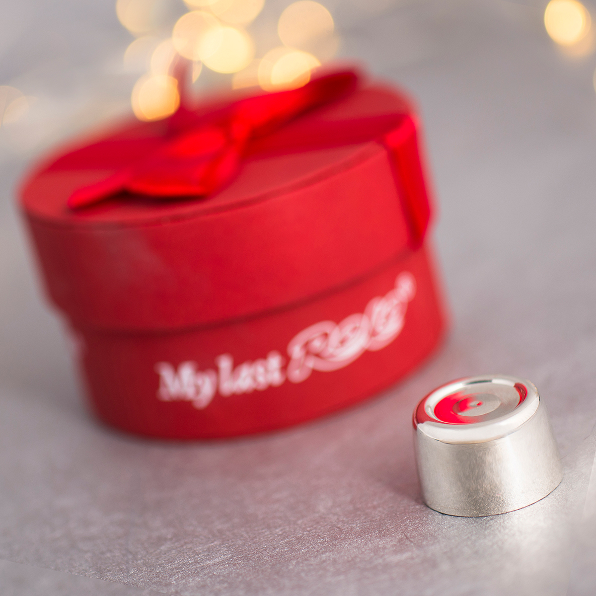 Engraved Sterling Silver My Last Rolo®