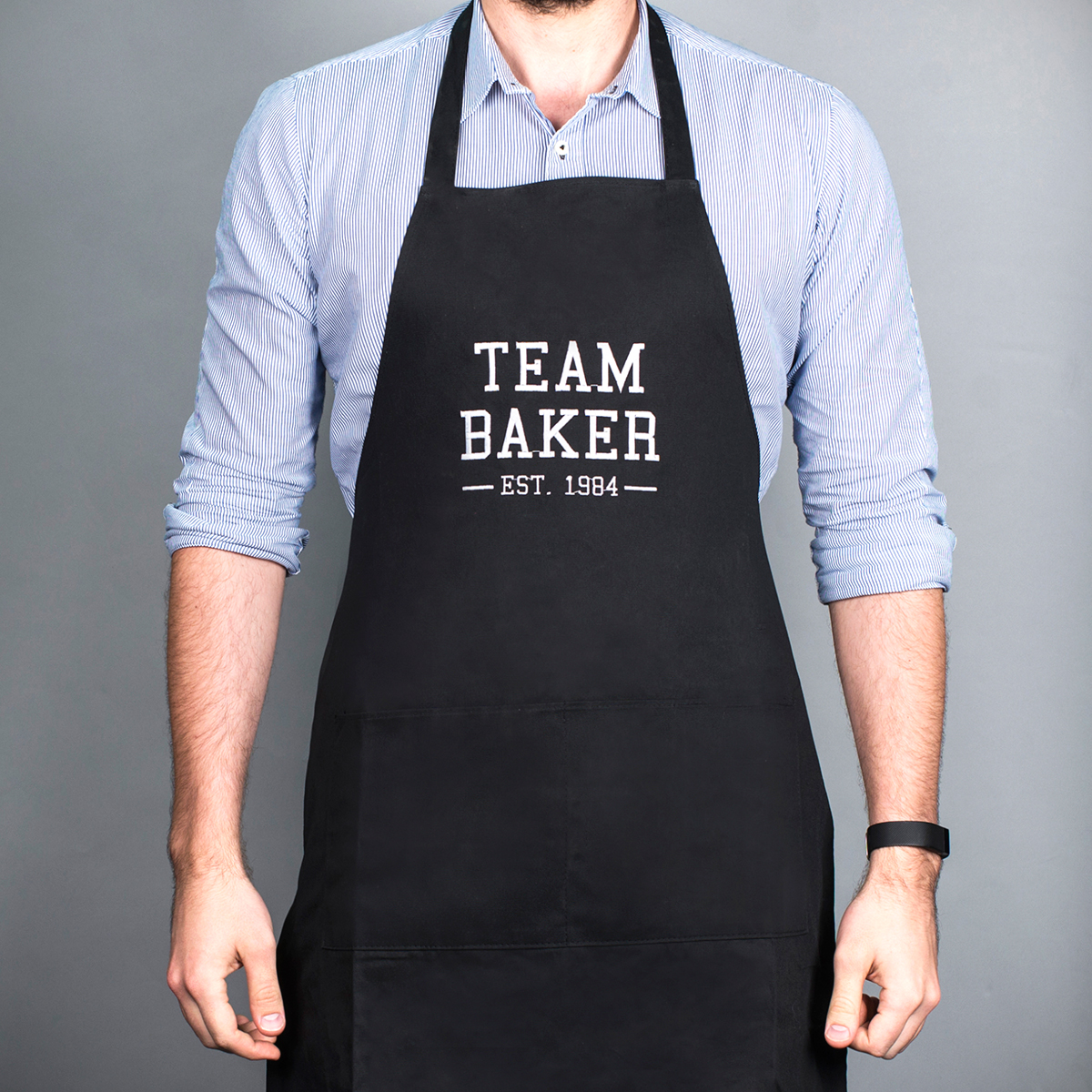 Personalised Apron - Family Team Name