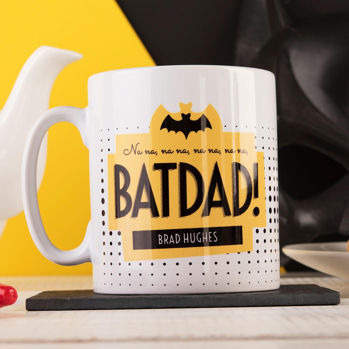 Personalised Mug - Batdad!