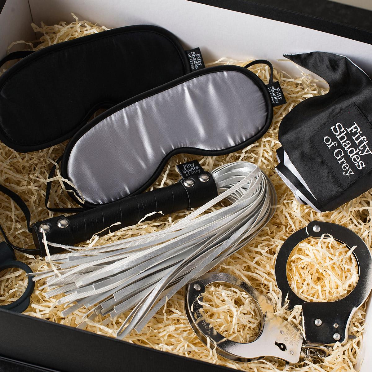 Image of 50 Shades Of... Gift Box