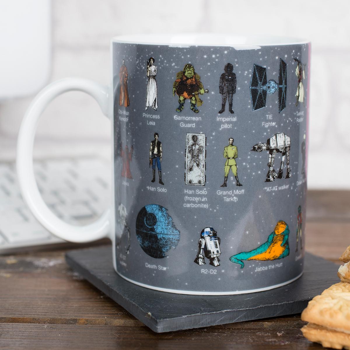 Star Wars Glossary Mug