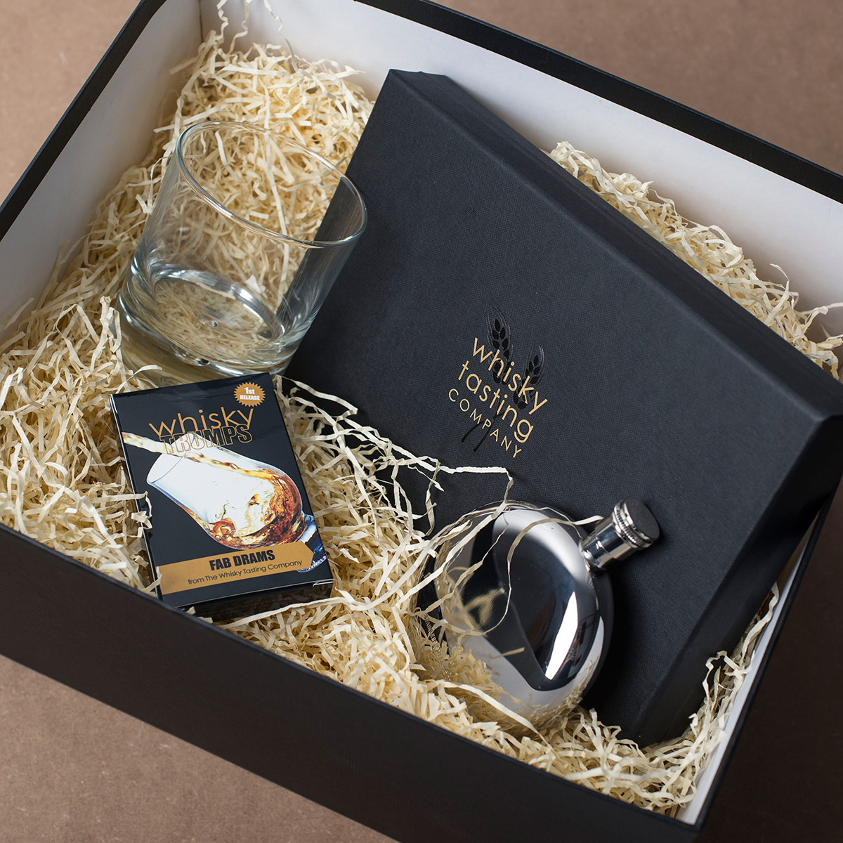 Whisky Lovers Gift Box