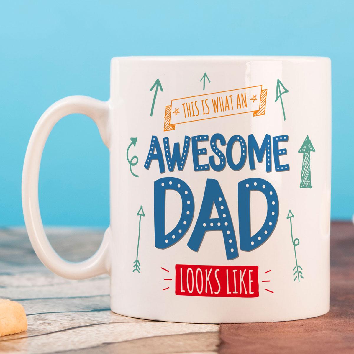 Personalised Mug - Awesome Dad