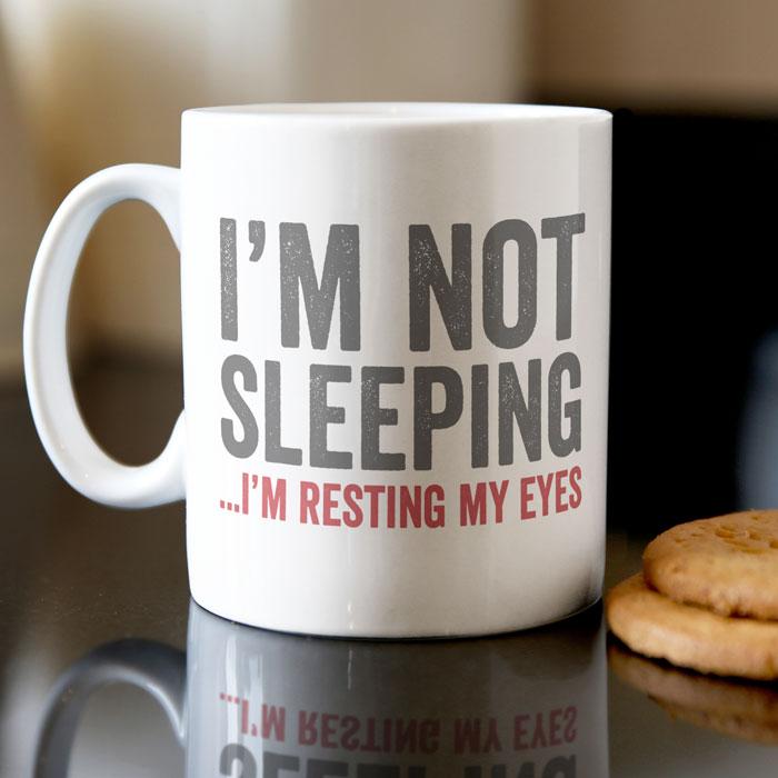Personalised Mug - I