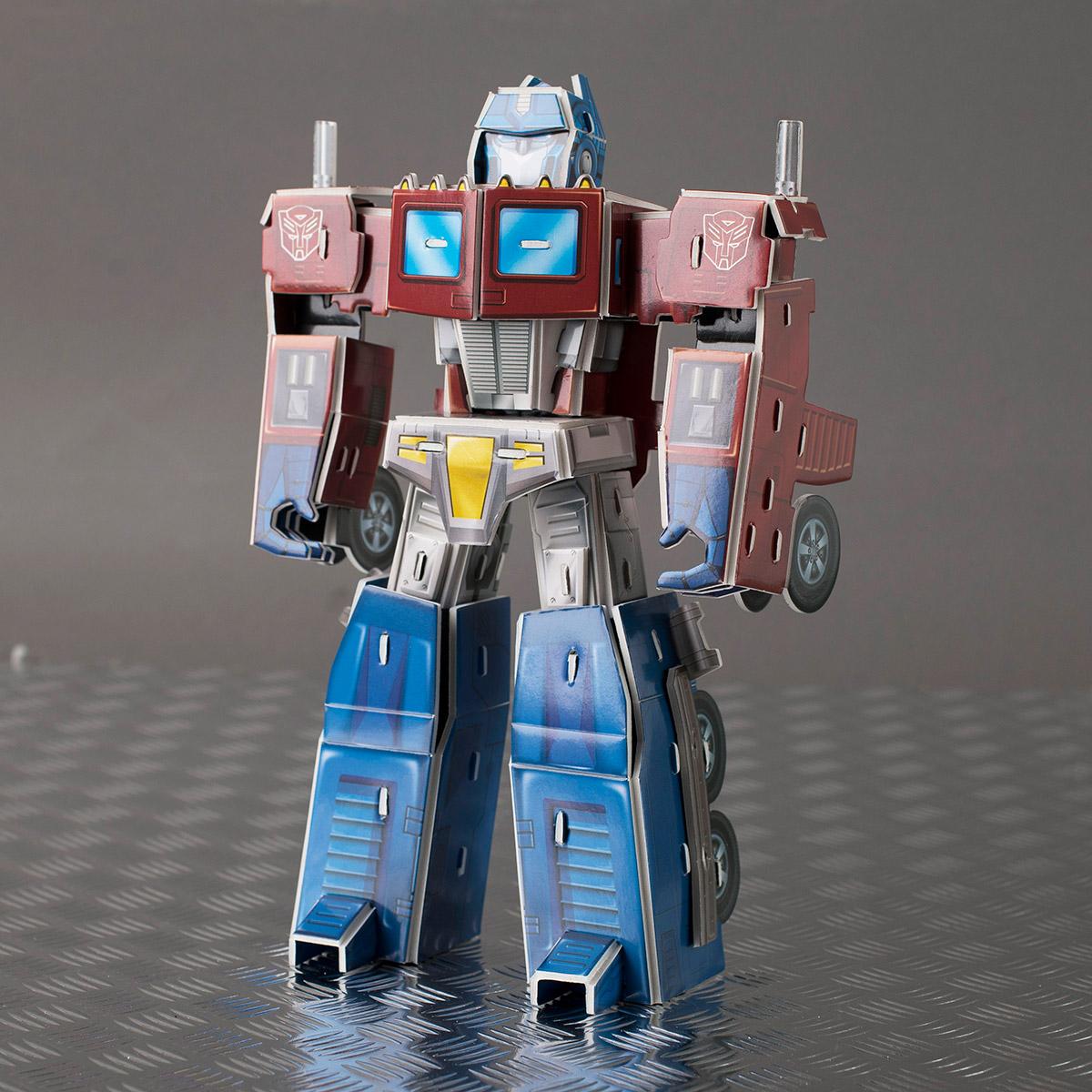 MYO Optimus Prime