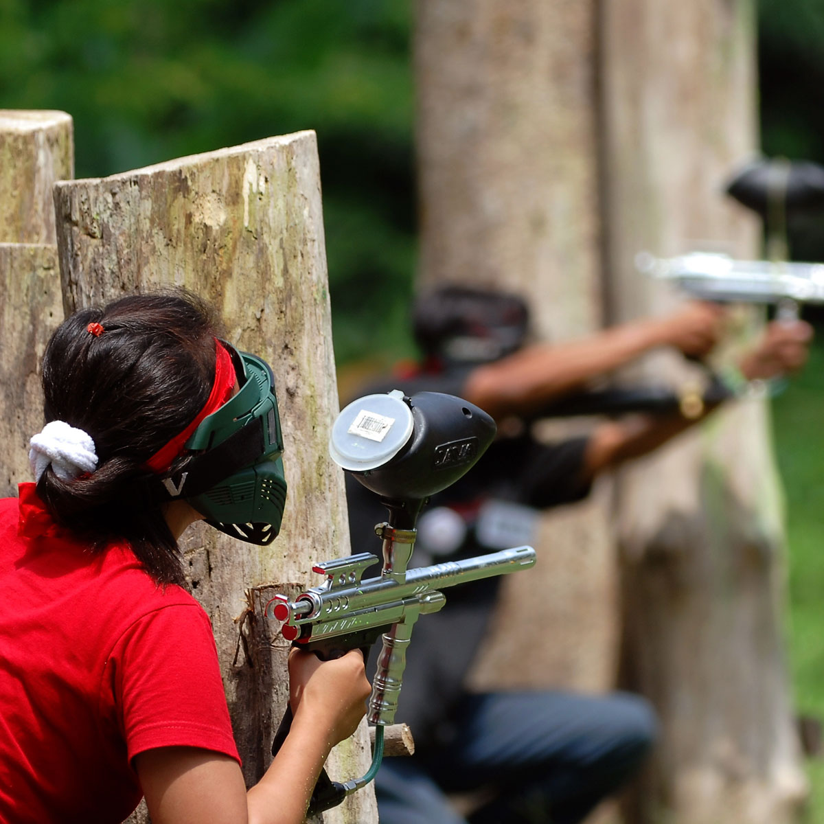 Paintballing Gift Experience for Two