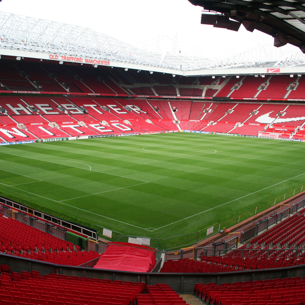 Adult Stadium Tour of Old Trafford