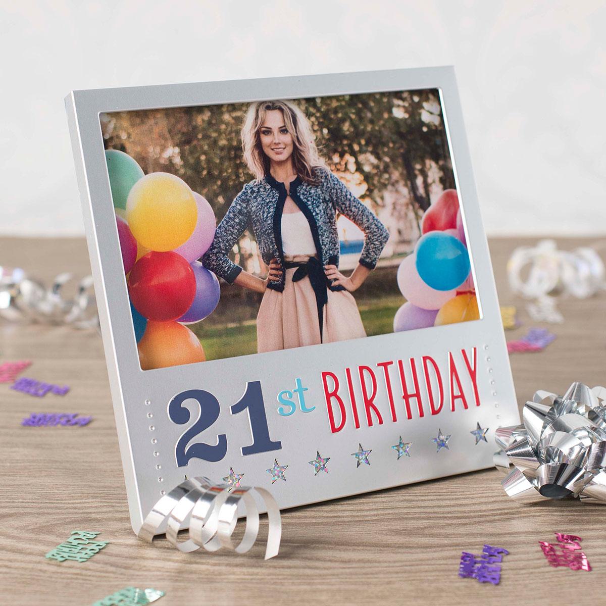Image of Milestone Frames 21st Birthday