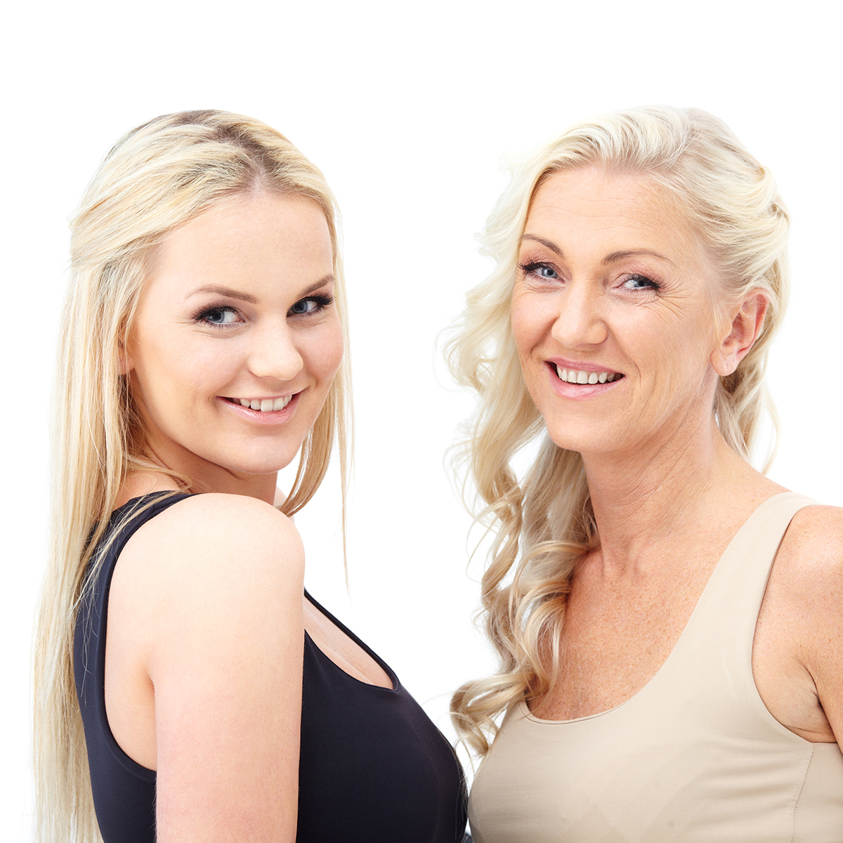 Mother & Daughter Makeover with Photoshoot